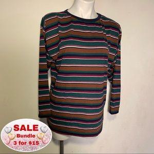 ✅ Women's long sleeve shirt size M